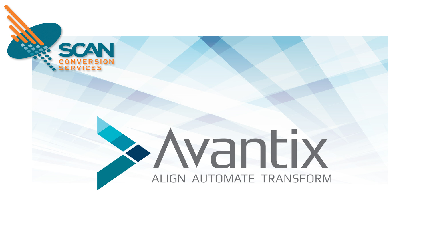 Avantix scanning services